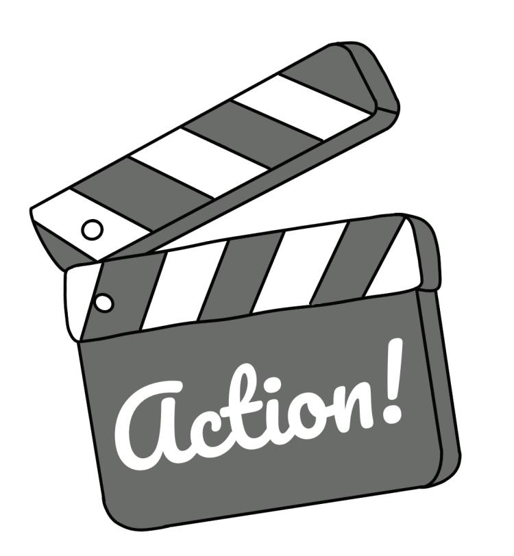 Action Movie Clapper